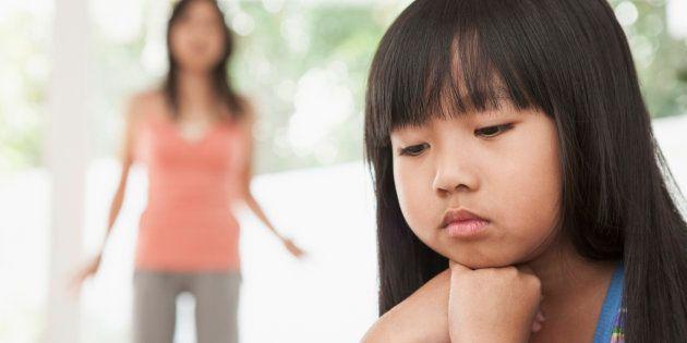 Je n'élèverai pas ma fille comme mes parents d'origine chinoise l'ont fait avec moi.
