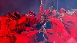 Grammys: la performance très politique de Kendrick Lamar qui a marqué les