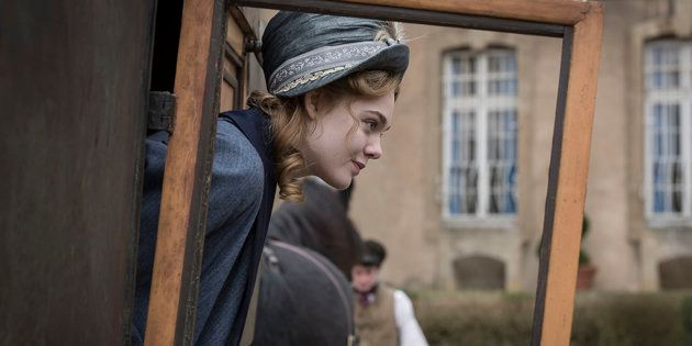 Elle Fanning incarne Mary Shelley, l'auteure
