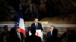 BLOG - Macron à Versailles aux petits soins des patrons, une pathétique