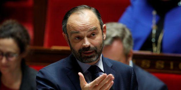 Le premier ministre Edouard Philippe a annoncé le dépôt d'un projet de loi reprenant les annonces sociales...