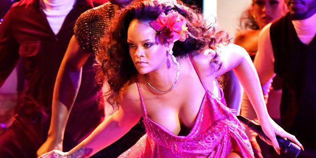 Grammy Awards 2018: La danse sud-africaine interprétée par Rihanna a inspiré ses
