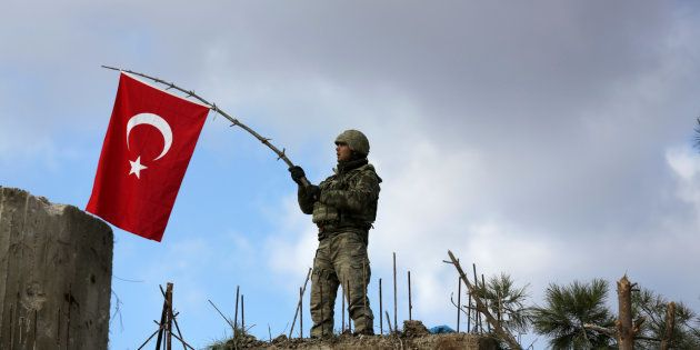 La bataille d'Afrine, dernier exemple de l'attitude occidentale honteuse face au drame