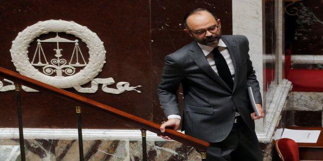 A l'Assemblée, le premier ministre Edouard Philippe s'est défendu face aux attaques nées de sa gestion...