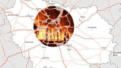 Trois comparaisons avec la France qui permettent de se rendre compte de l'ampleur des incendies record en