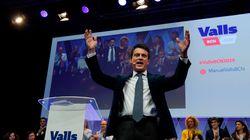 Manuel Valls a lancé sa campagne pour la mairie de