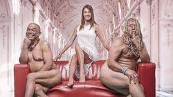 Ces photos vont vous rappeler qu'Eve Angeli et Francky Vincent préparent bien un album