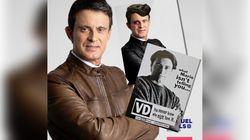 Cette photo de campagne de Valls vaut le