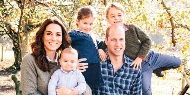 Si William et Kate n'ont pas pris une ride, les enfants eux, ont bien