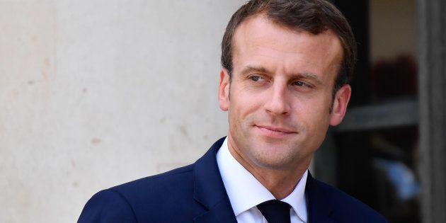 Pourquoi Macron (ici à Paris en juin 2018) était le grand absent des commémorations du centenaire de...