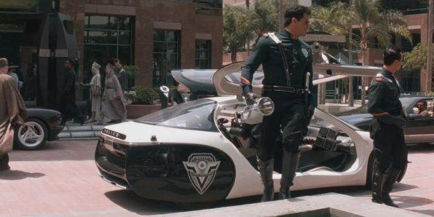 Ford a imaginé une voiture de police autonome qui vous course automatiquement après un excès de vitesse...