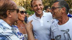 Malgré sa piscine flambant neuve à Brégançon, Macron