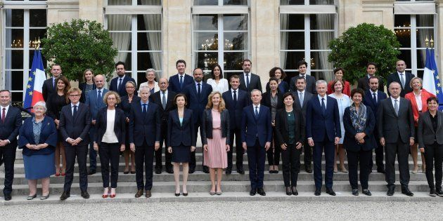 Ni le président Emmanuel Macron ni son gouvernement ne verront leurs salaires augmenter en