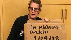 Macaulay Culkin n'a pas gardé un bon souvenir de sa scène avec Trump dans