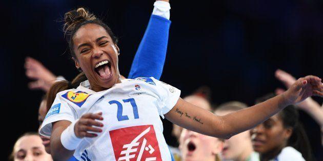 Estelle Nzé-Minko a été la meilleure Française de la demi-finale, comme depuis le début du