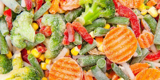 Comment transformer les légumes surgelés cachés au fond de votre congélateur  ?
