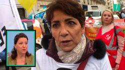 On a demandé aux grévistes d'EHPAD ce qu'ils pensent du budget défendu par la ministre de la