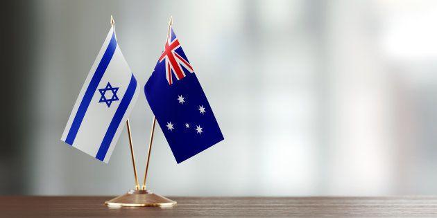 L'Australie reconnaît Jérusalem-Ouest capitale