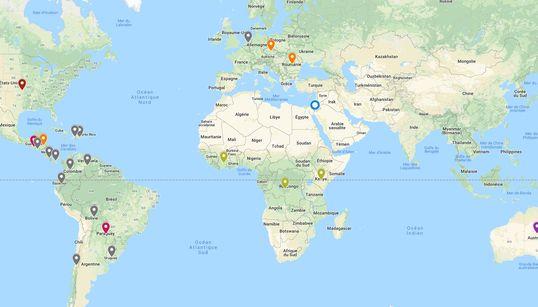 Avec l'Australie, ces pays qui veulent déménager leur ambassade à