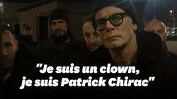 Franck Dubosc retarde son spectacle à Besançon pour discuter avec des gilets