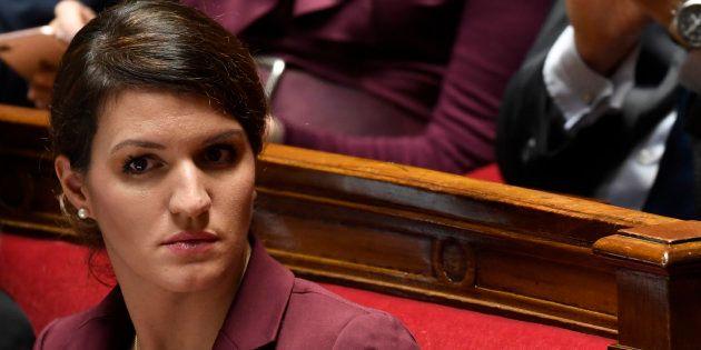 Marlène Schiappa reprend de volée l'argumentaire de l'avocat de Jonathann Daval