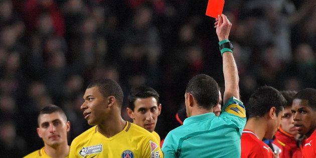 Rennes-PSG: Kylian Mbappé exclu grâce à l'arbitrage