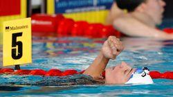 Charlotte Bonnet remporte sa troisième médaille d'or à l'Euro de natation avec le relais