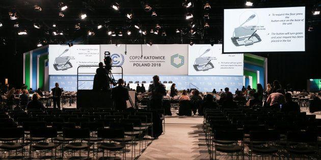 Les représentants de quelque 200 pays étaient réunis à Katowice, en