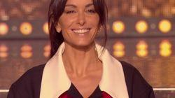 Pour le jury Miss France, Jenifer ose une robe de juge