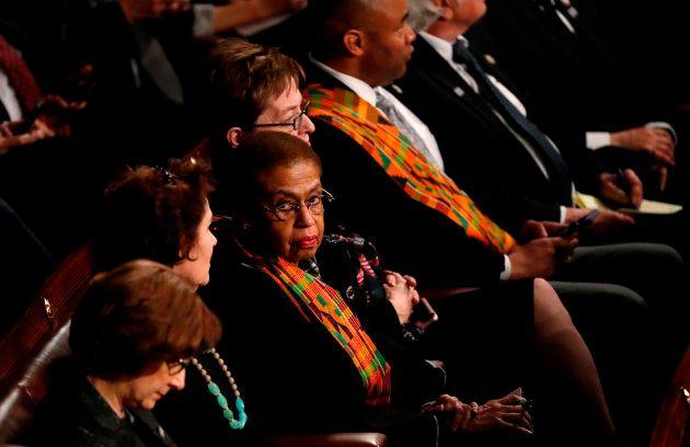 Pour le discours de Trump, ces élus ont misé sur des tenues aux détails très
