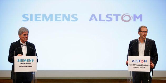 Fusion Alstom-Siemens: Anticor dépose une plainte
