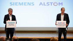 Après le mariage Alstom-Siemens, l'Etat visé par une plainte pour