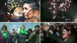 Avortement en Argentine: fête pour les uns, colère pour les autres, la division des Argentins après le non du