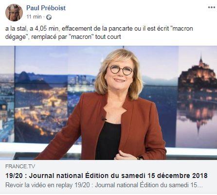France 3 accusée de