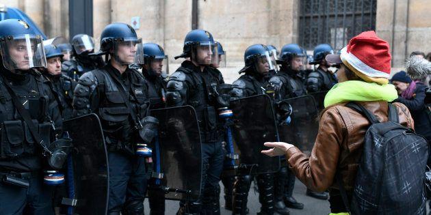 Le syndicat Unité SGP Police appelle à
