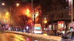 L'explosion d'un restaurant au Japon fait 42