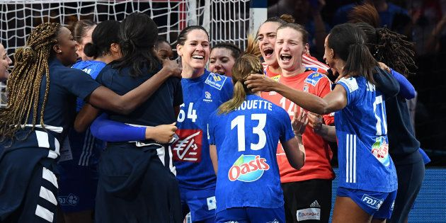Les Françaises ont battu les Russes en finale de l'Euro de handball ce dimanche 16 décembre à