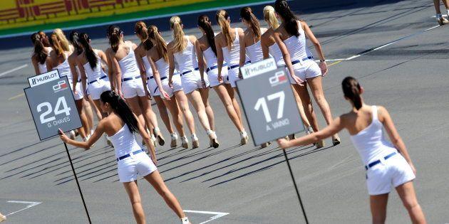 La Formule 1 met fin à la tradition