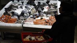 La quasi-totalité des poissons vendus en grande surface n'est pas issue de la pêche