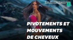 Les pivotements de la nouvelle Miss Univers ont charmé tout le