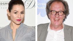 Cette star d'OITNB accuse l'acteur Geoffrey Rush de comportements