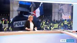Les excuses de France 3 après la retouche d'une pancarte anti-Macron n'ont pas