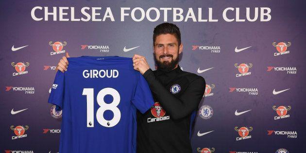 Giroud à Chelsea, Aubameyang à Arsenal, Batshuayi à Dortmund... Les derniers mouvements du mercato
