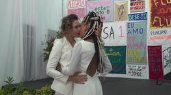 Au Brésil, des couples homosexuels se marient avant que Bolsonaro ne les en