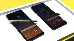 Nouveau stylet et mémoire renforcée pour le Galaxy Note 9 de