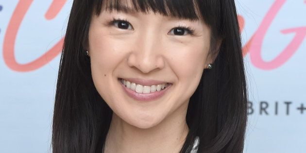 En 2011, Marie Kondō a signé le livre à