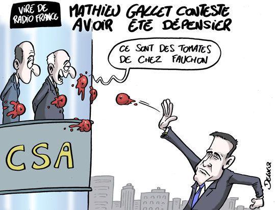 Pourquoi Mathieu Gallet conteste son éviction de Radio France par le