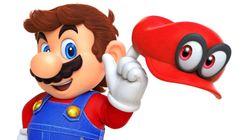 La voix de Mario inscrite dans le Guinness des