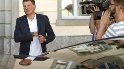 L'ancien vainqueur du Tour de France Jan Ullrich arrêté pour coups sur une