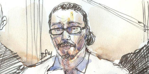 Jawad Bendaoud au tribunal correctionnel de Paris le 24
